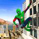 Miami Spiderman Rope Hero: Open World