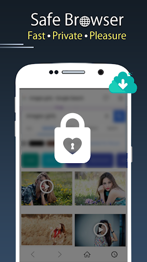 Photo Lock App - Hide Pictures & Videos 56.0 Screenshots 4