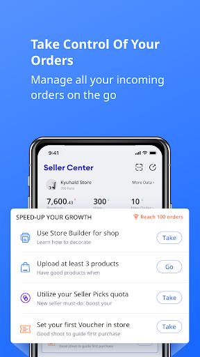 Lazada Seller Center - Online Selling! 2.26.4 Screenshots 4