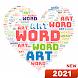 Word Art - Word Cloud Creator