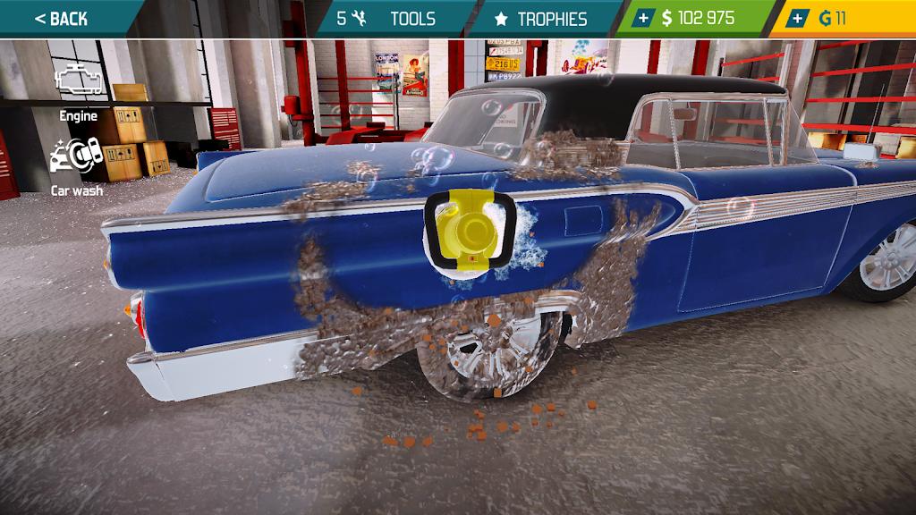 Car Mechanic Simulator 21: repair & tune cars  poster 2
