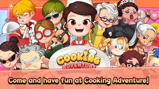 Cooking Adventureu2122 with Korea Grandma  screenshots 5