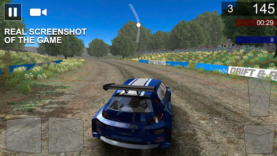 Rally Championship 1.0.39 APK + Mod (Remove ads / Unlimited money) for Android