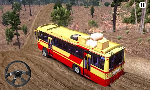 Bus Simulator Coach Bus Driving Free Game 2021 1.0.8 screenshots 1
