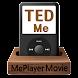 テッドで英語の勉強・英語日本語同時字幕(TED) - Androidアプリ
