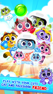 Space Cats Pop – Kitty Bubble Pop Games 4