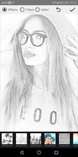 Pencil Photo Sketch-Sketching Drawing Photo Editor