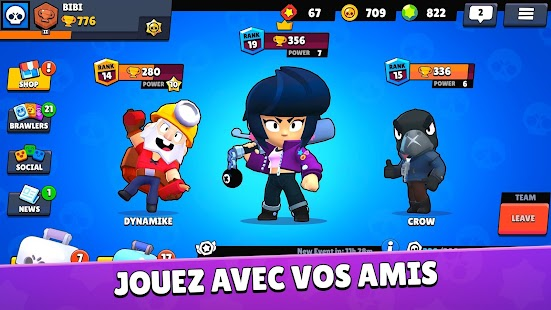 Brawl Stars Capture d'écran