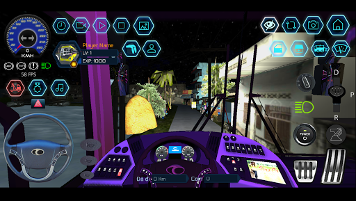 Bus Simulator Vietnam  screenshots 18
