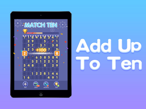 Match Ten - Number Puzzle  screenshots 16