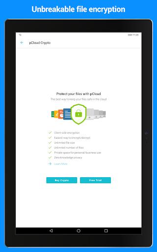 pCloud: Free Cloud Storage 3.2.0 Screenshots 11
