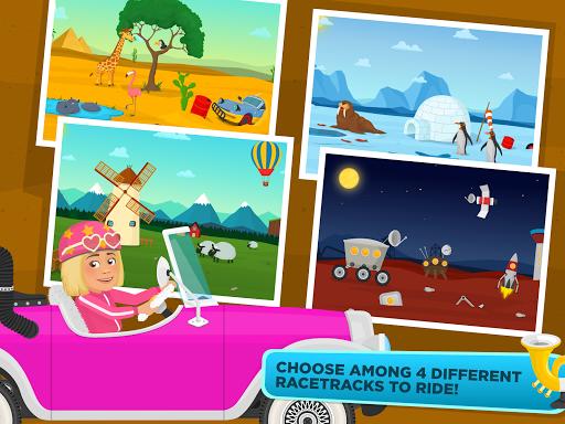 Garage Master - fun car game for kids & toddlers  screenshots 9