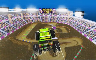 Monster Truck Xtreme Offroad Stunts : 4X4 Racing
