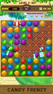 Candy Frenzy 15.0.5002 Unlocked MOD APK Android 3