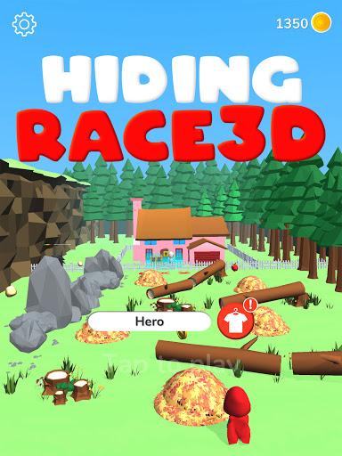 Hiding Race 3D modavailable screenshots 16