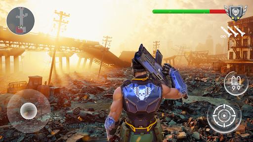 Télécharger Evolution 2: Jeux de guerre hors ligne APK MOD (Astuce) screenshots 1