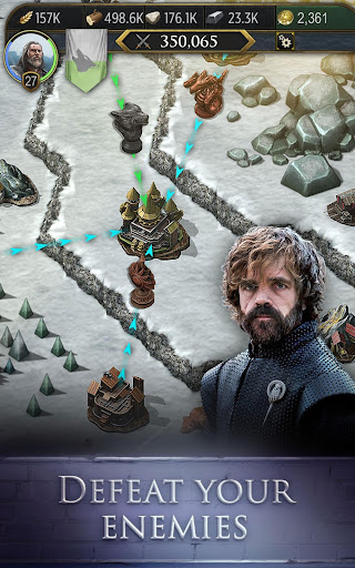 Game of Thrones: Conquest u2122 - Strategy Game  screenshots 6