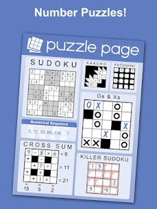 Puzzle Page – Crossword, Sudoku, Picross and more Apk Download 2021 2