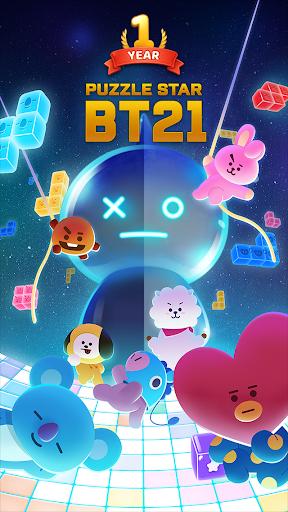 PUZZLE STAR BT21 2.3.0 screenshots 1