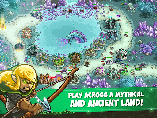 Kingdom Rush Origins - Tower Defense Game  screenshots 13