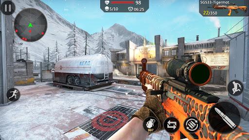 Code Triche Modern Strike : Multiplayer FPS - Critical Action (Astuce) APK MOD screenshots 2