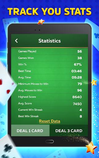 Solitaire Play u2013 Classic Klondike Patience Game screenshots 15