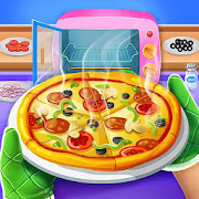 Pizza Maker Chef Baking Kitchen
