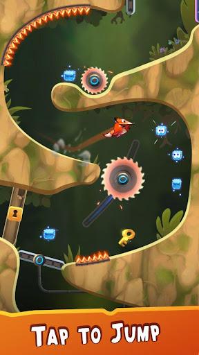 Tap Jump! - Chase Dr. Blaze  screenshots 1
