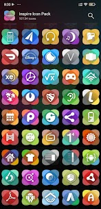 Inspire – Icon Pack For Android 3