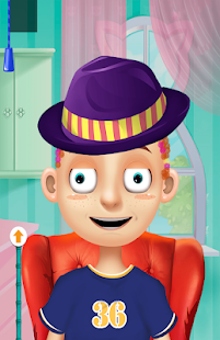 Hair Salon & Barber Kids Games screenshots 9