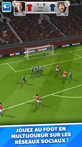 Télécharger Score! Match - Football PvP  APK MOD (Astuce) screenshots 2