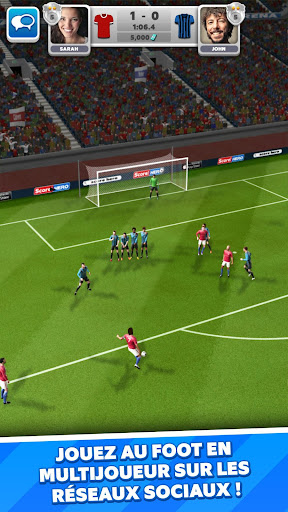 Score! Match - Football PvP APK MOD – ressources Illimitées (Astuce) screenshots hack proof 2