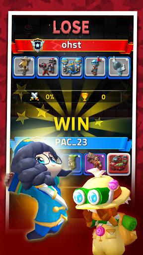 Toy Battle : PvP defense 1.9.1 screenshots 5