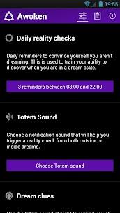 Awoken Premium v3.09 MOD APK – Lucid Dreaming Tool 2