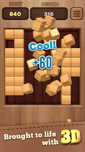 Block Puzzle Woody Cube 3D  screenshots 5