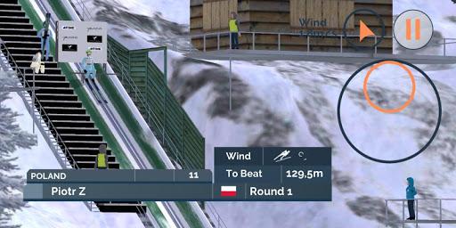 Fine Ski Jumping 0.5.6a screenshots 1