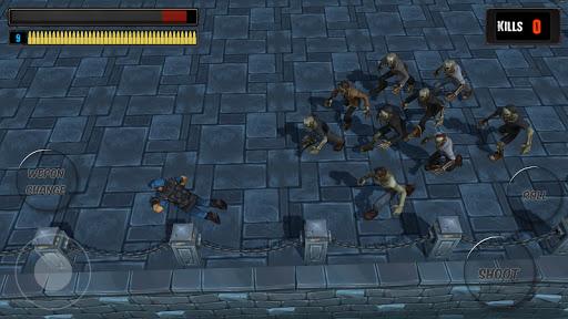 Code Triche ZomArena APK MOD (Astuce) screenshots 5