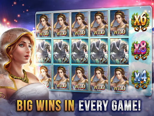 God of Sky - Huge Slots Machines 2.8.3801 screenshots 1