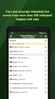 Volleyball 24 - live scores