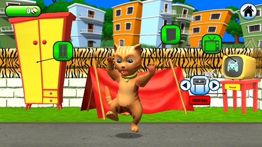 Talking Cat Leo: Virtual Pet 15 screenshots 6