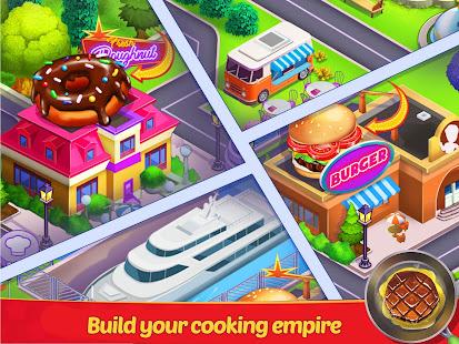 Restaurant Master : Kitchen Chef Cooking Game 1.6 Screenshots 17