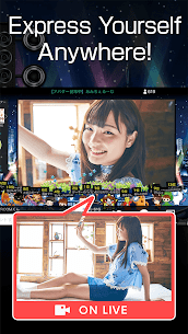 SHOWROOM-video live streaming Mod 5.0.8.3 Apk (No Ads/Unlimited Streaming) 4