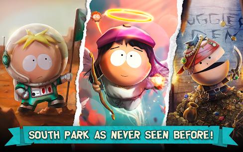 South Park: Phone Destroyer™ MOD APK 5.3.0 (Unlimited Mana, High DMG/DEF) 12