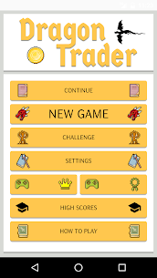 Dragon Trader – Casual RPG Apk 3