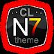 N7_Theme for Car Launcher app