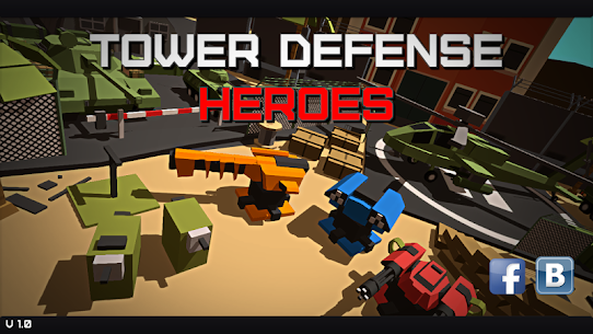 Tower Defense Heroes 1.6 APK with Mod Free 1