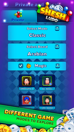 SheshLudo- Multiplayer Ludo board game screenshots 2
