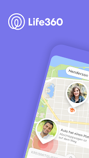 Life360 - Familie Suchen, GPS Tracker Screenshot