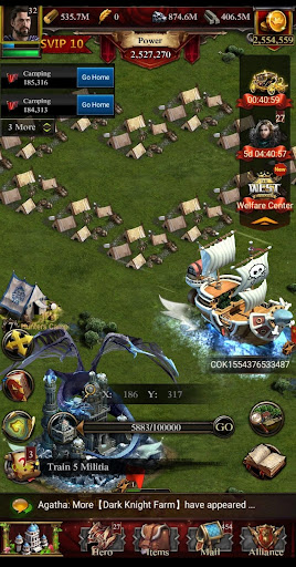 Clash of Kings:The West 2.103.0 screenshots 6