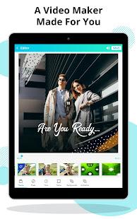 Marketing Video Maker, Promo Video Slideshow Maker screenshots 9